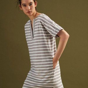 Anthony Thomas Mellilo Striped Shift Dress-Sz XS